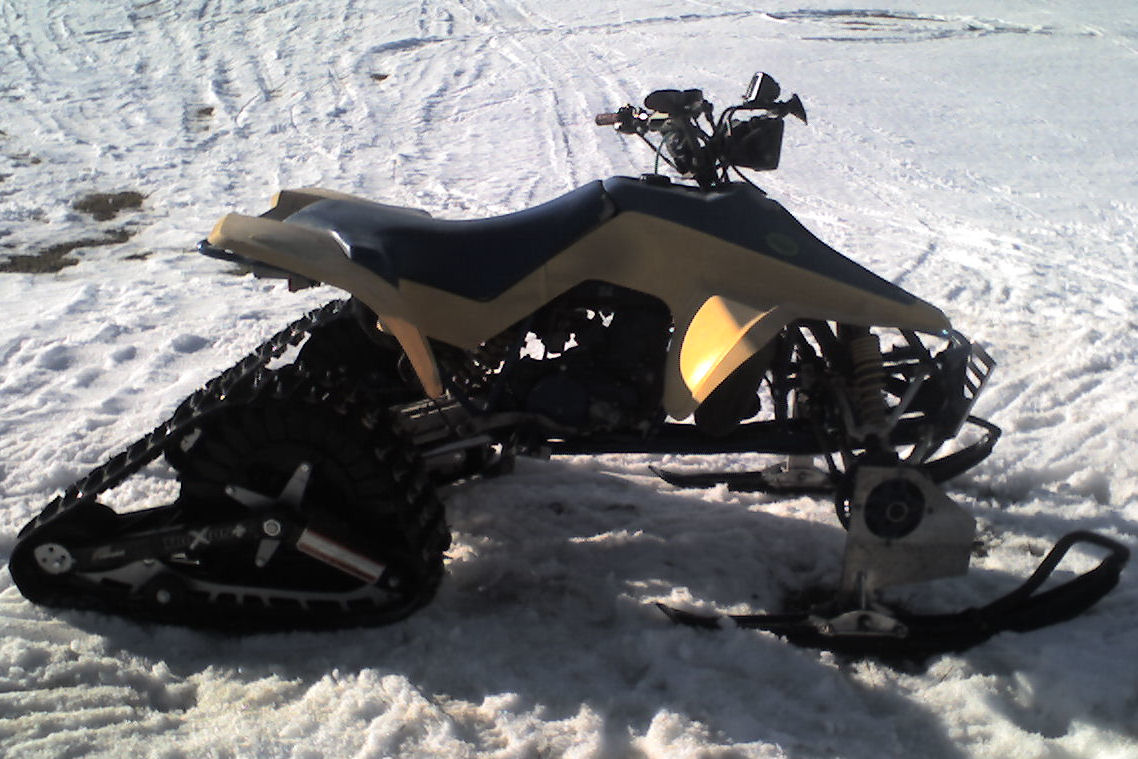 How Much Does A Yamaha Atv Weigh